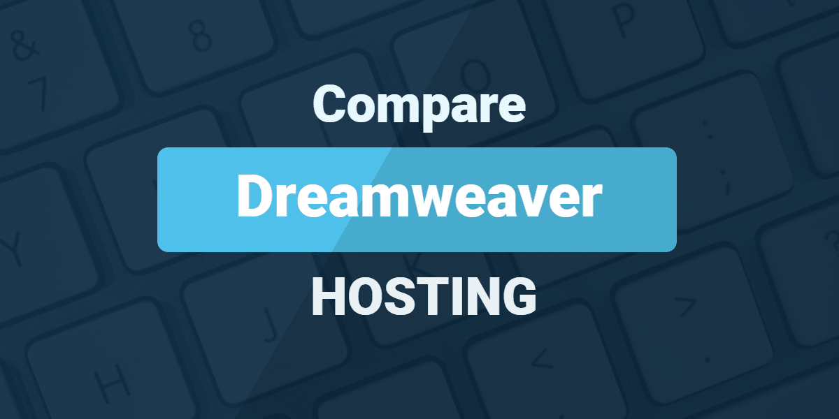 Hosting Dreamweaver